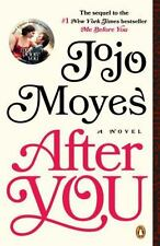 After You: A Novel a paperback book by  Jojo Moyes FREE SHIPPING