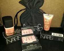 GIFT SET NARS~NAIL POLISH ORGASM~ORGASM ILLUMINATOR~SUPER ORGASM BLUSH
