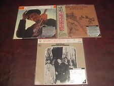 BOB DYLAN NASHVILLE TRAIN HARDING 3 JAPAN Replica OBI CDS SPECIAL ONE TIME PRICE