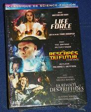 Life Force + Les rescapes du futur + La revolte des triffides DVD