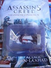 ASSASSIN'S CREED HACHETTE ISSUE # 1 ALTAIR IBN LAAHAD MAG FIGURE GAME THRONES