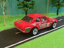 1970 Ford Escort RS1600 1/64 Scale Limited Edition, Hot Wheels, Speed Graphics