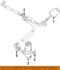 JAGUAR OEM 95-97 XJ6 Headlamp Washer Nozzle Left Driver's Side LNA7051AA NEW!