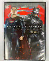 Batman v Superman  Dawn of Justice (DVD, 2016) BRAND NEW
