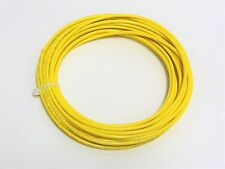 16 Gauge Wire Yellow 25 Ft Primary Awg Stranded Copper Power Ground Mtw Vw 1 Tew