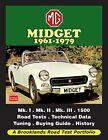 MG Midget 1961-1979 (Road Test Portfolio), Ltd 9781855208957 Free Shipping-.