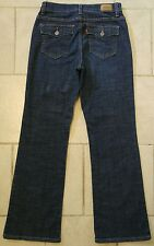 Women's LEVI'S 512 Perfectly Slimming Boot cut Jeans Size 8 (x30 inseam)