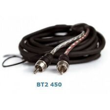 Connection Audison BT2 450 - 2-Kanal Cinchkabel 450 cm STEREO RCA CABLE 450cm