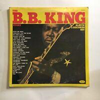 B.B. KING ~ THE STORY ~ 2 LP SET GATEFOLD ~ BLUES