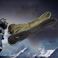 31Meter 4mm Parachute Cord Lanyard Rope 9-Strand Nylon Survival Outdoor Climbing
