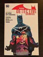 Batman Detective Comics Vol 8 Blood of Heroes 2016 TPB TP softcover paperback