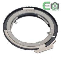 Nikon G AI AF-S F K DX Lens to Canon EF EOS 60D 600D 1100D 7D 5D Rebel Adapter