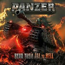 The German Panzer - Send Them All To Hell (NEW CD DIGIPACK)