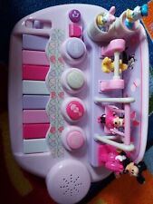 Disney Music Minnie Mouse Mobile Daisy Pluto Learn To Play Musical Piano