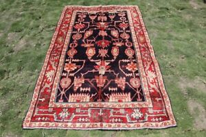 COLLECTORS' PIECE Antique Armenian Carpet,Handspoon Wool Double Knotted shades