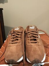"PUMA MEN SNEAKERS ""Brand New"" Suede Sneakers Size 7.5 M"