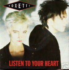 ROXETTE 45 TOURS GERMANY LISTEN TO YOUR HEART