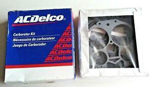 Carburetor Repair Kit ACDELCO 76065 17076065