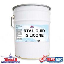 30A LIQUID SILICONE RUBBER - 5KG + Catalyst