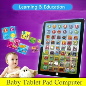 Mini English Child Touch pad/Computer Learning Education Machine Baby Toy