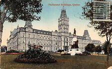 BR44292 Parliament buildings quebec canada