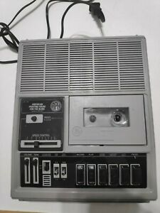 American Printing House for the Blind GE 3-5196B Cassette Tape Player/Recorder