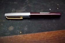 Golden Platinum founting pen vintage with fine nibb