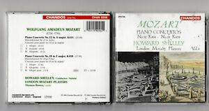 Mozart Piano Concertos No. 12 & 19 Howard Shelley London Mozart Players Vol. 4