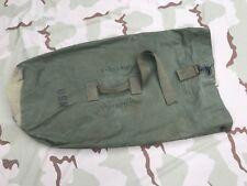 d8096b4bfee WWII VINTAGE CANVAS DUFFLE BAG SEA BAG U.S.N. NAVY TWEEDIES 1944 NAMED