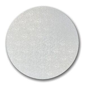 Tortenplatte silber rund 35cm - 4mm stark