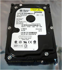 "Western Digital 40GB Internal 7200RPM 3.5"" (WD400BB-75FJA1) Hard Drive"