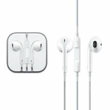 Cuffie EarPods Originali Apple MD827ZMA Auricolari Per iPhone 5 5S SE 6 6s Bulk