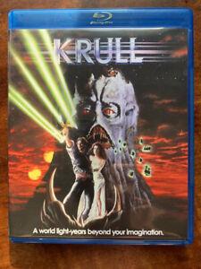 Krull Blu-ray 1983 British Cult Fantasy Movie Region A w/ John Ritter