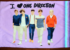 I Love One Direction Spell Out Pillow Case Harry Niall Zayn Liam Louis 2013