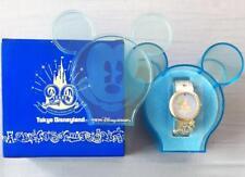 Tokyo Disney Land 20th Anniversary Tinker Bell Watch Japan Limited rare