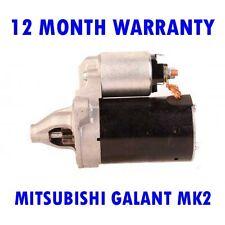 Mitsubishi Galant MK2 Mk II 1.6 Familiar 1980-1984 Motor de Arranque Rmfd