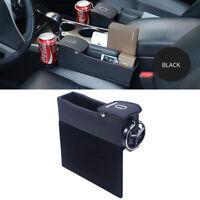 Autositz Lücke Aufbewahrungsbox Organizer Ablagefach Getränkehalter Links