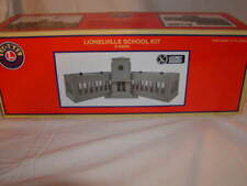 Lionel 6-83658 Lionelville School Kit O 027 MIB New 2017 Assemby required