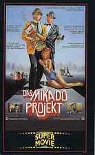 VHS Das Mikado-Projekt mit Eddie Constantine, Sabine Stoffel, Torsten Emrich
