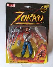 Zorro Evil Machete Action Figure. Ideal 1997. Unopened