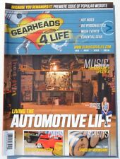 Gearheads 4 Life Magazine - Issue 1, Number 1 - 2015