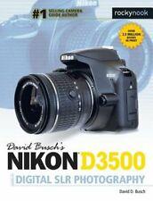 David Busch's Nikon D3500 Guide to Digital Slr Photography by David D Busch: New