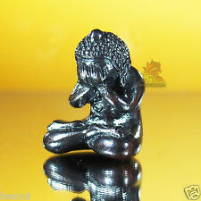 Thai Amulet PHRA PIDTA Mahalarp Nilakan LP Saen 109 yr old Wat BanNongJik BE2559