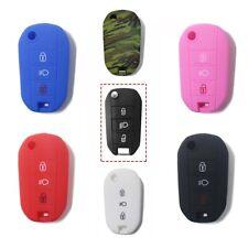 Cover in Silicone per Chiave Telecomando Peugeot 208 301 308 408 508 3 Tasti