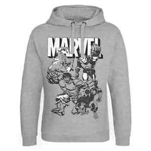 Marvel Characters Epic-Mens Hoodie Hooded Sweater (S-5XL)