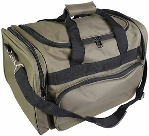 32 Ltr Large Camo Carp Course Fishing Tackle Holdall Carryall Travel Bag E711