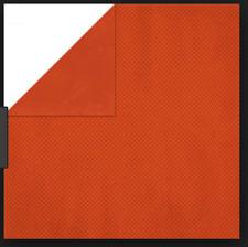 BoBunny 12x12 papel scrapbooking Doble Dot Collection cosecha Dot X 2 Hojas