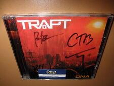 TRAPT exclusive SIGNED album DNA cd + 2 BONUS acoustic TRACKS