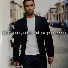 Mario Frangoulis - Follow Your Heart (CD, 2004, Sony Classical) MINT 10/10