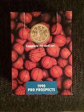 1990 Star Pics Baseketball Pro Prospects Factory Sealed 70 Card Set